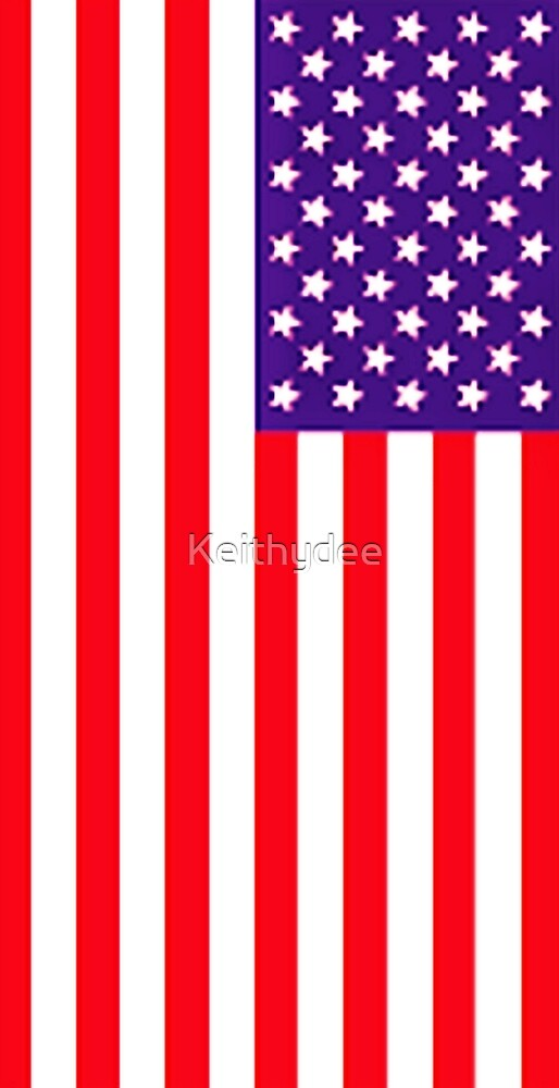 Stars and stripes by Keithydee