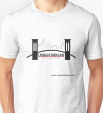 Urban Indians New York Logo Unisex T-Shirt