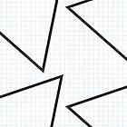 grid triangle by kissmyartichoke