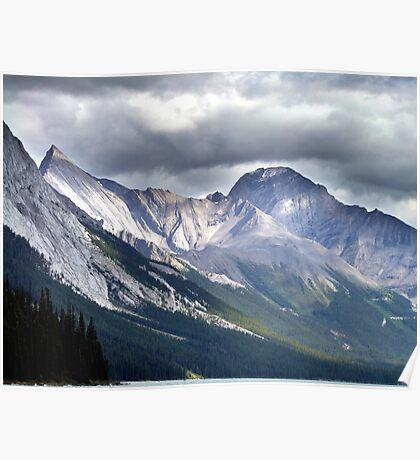 Rocky Mountain Peaks Poster