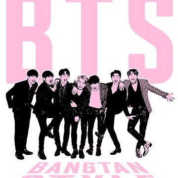 BTS KPop Bangtan Style by bigtimmystyle