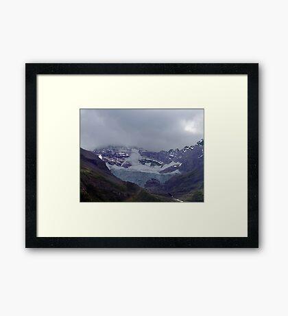 Mountain Wilderness Framed Print