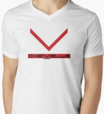 Chevelle +V+ Men's V-Neck T-Shirt