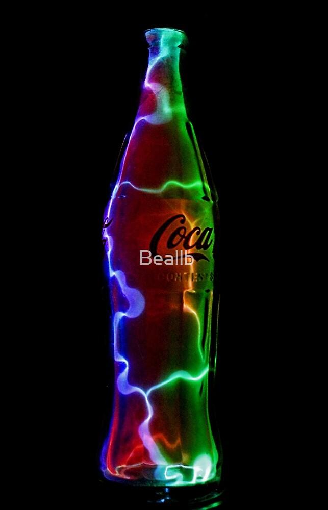 Neon Coke by Beallb