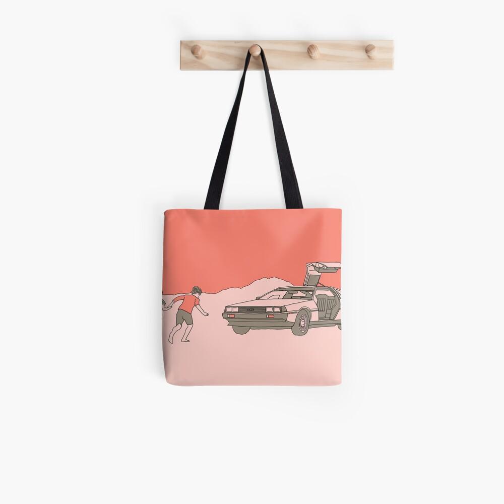 Runaway Kids Tote Bag