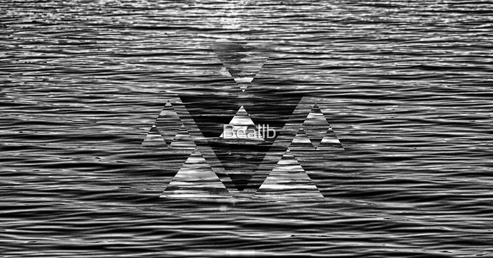 Triangle Lake by Beallb