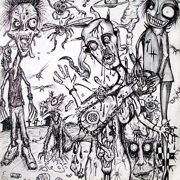 Avoiding the Plague by Berad
