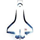 Space Shuttle von Robert Farkas