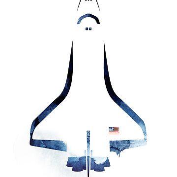 Space Shuttle von robertfarkas