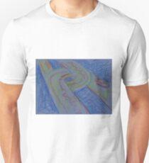 UFO HWY(SKETCH - PASTELS)(C2015) T-Shirt