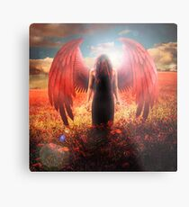 A Prayer for the fallen Metal Print