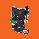 Proton Pack (a) by cudatron