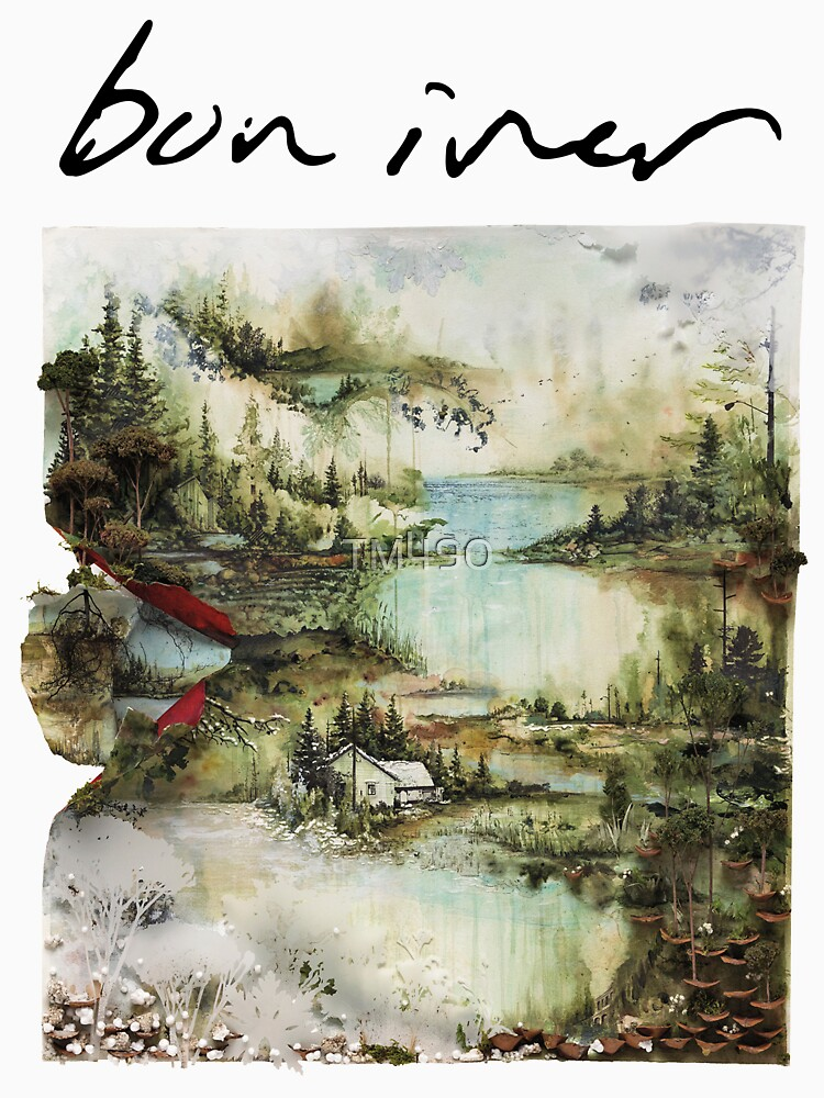 Bon Iver - Bon Iver by TM490