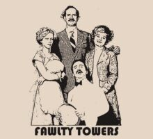 Fawlty Towers | Unisex T-Shirt