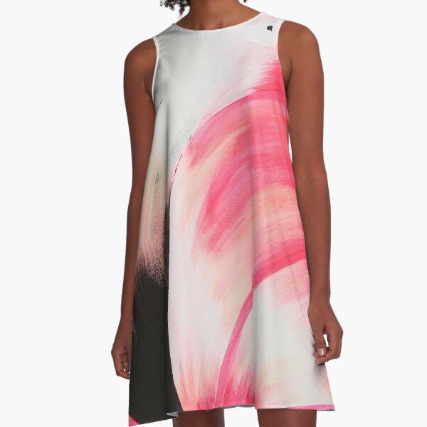 FLAMINGO A-Line Dress
