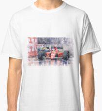 Ferrari F1 Jean Alesi Phoenix US GP Arizona 1991 Classic T-Shirt