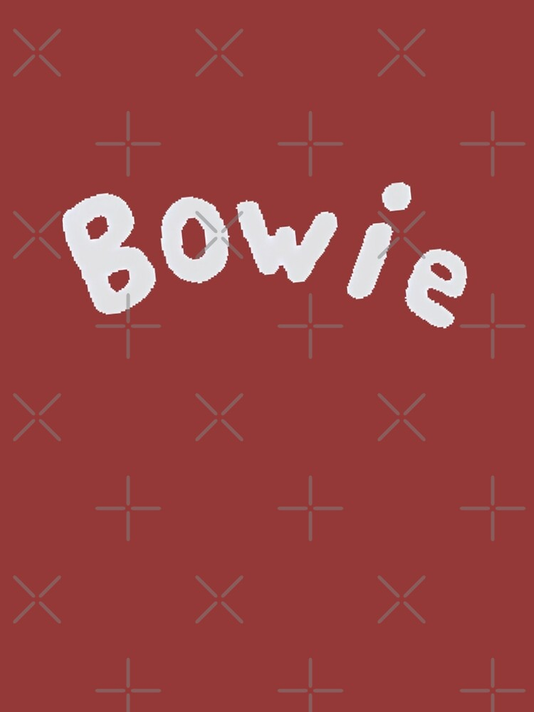 Bowie by greenmansions