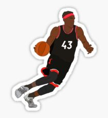 7a7eafd1052e Pascal Siakam - Toronto Raptors - CRAZY YEAR FOR THIS GUY! Sticker