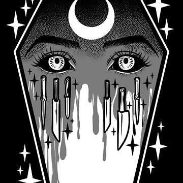 Coffin Eyes by retkikosmos