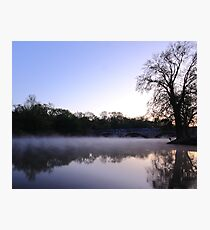 Merlin! Where are you? Call your dragon to weave a mist to hide us! Photographic Print