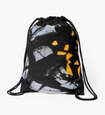 UFO CRUSH SITE(C2015)(V1) Drawstring Bag