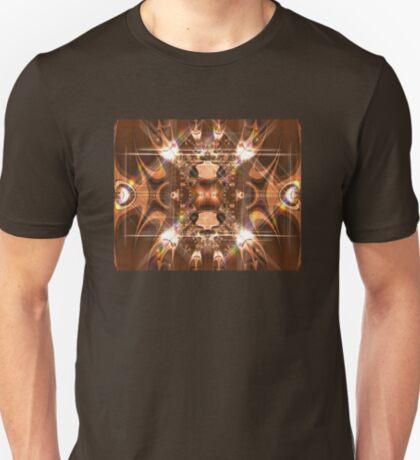 Temple Of Light Guards- Fractal Tshirt T-Shirt