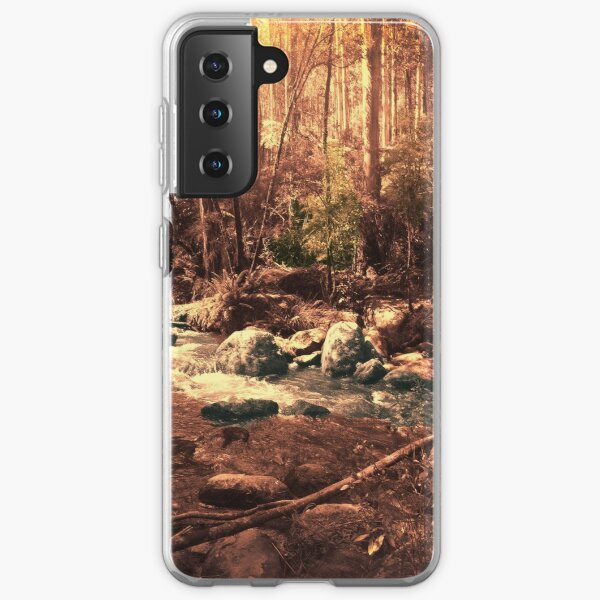 Toorongo River, Noojee Samsung Galaxy Soft Case