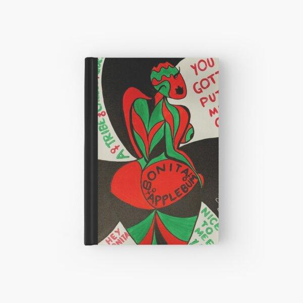 BONITA APPLEBUM Hardcover Journal