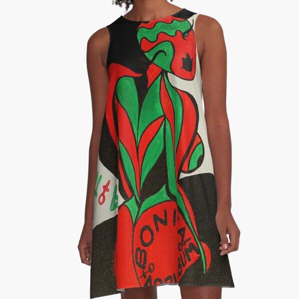BONITA APPLEBUM A-Line Dress