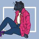 Blaq Leopard by HiddenStash