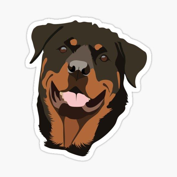 Rottweiler Sticker