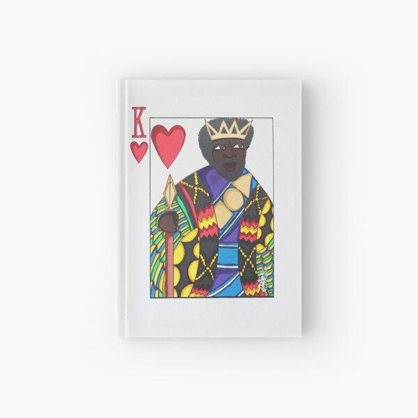 LOVE KING Hardcover Journal