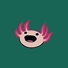 Axolotl by cevarra