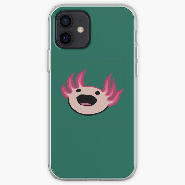 Axolotl iPhone Soft Case