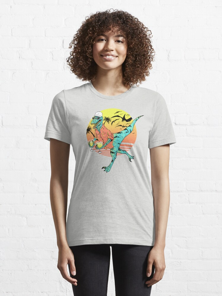 Alternate view of Hold On To Your Margaritas Essential T-Shirt