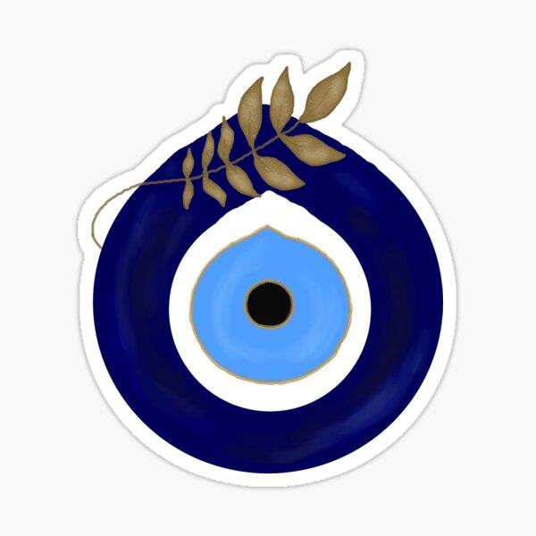 Evil Eye- Nazar Boncuğu Pegatina