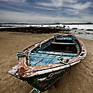 Waiting for the tide by George Parapadakis ARPS (monocotylidono)