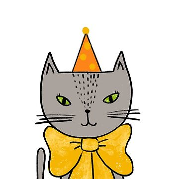 Purrfect Birthday Cat de ilzesgimene