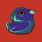 Bird by cevarra