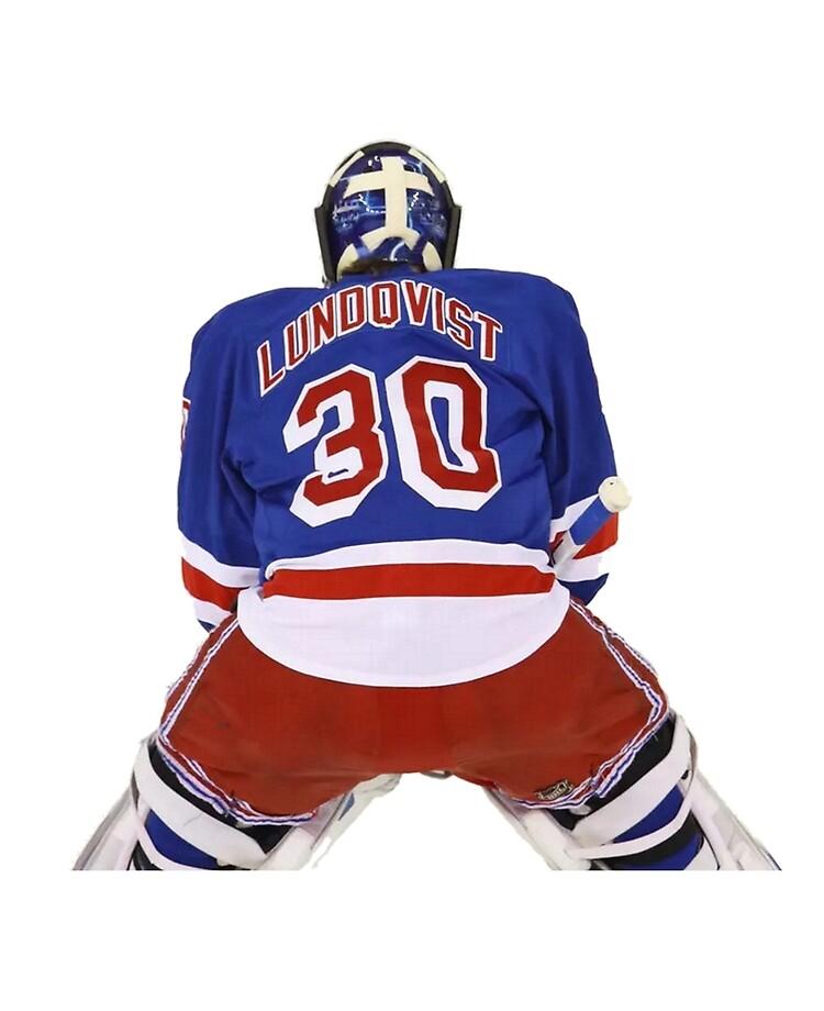 "Henrik Lundqvist New York Rangers /""King Henrik/""  jersey T-Shirt"