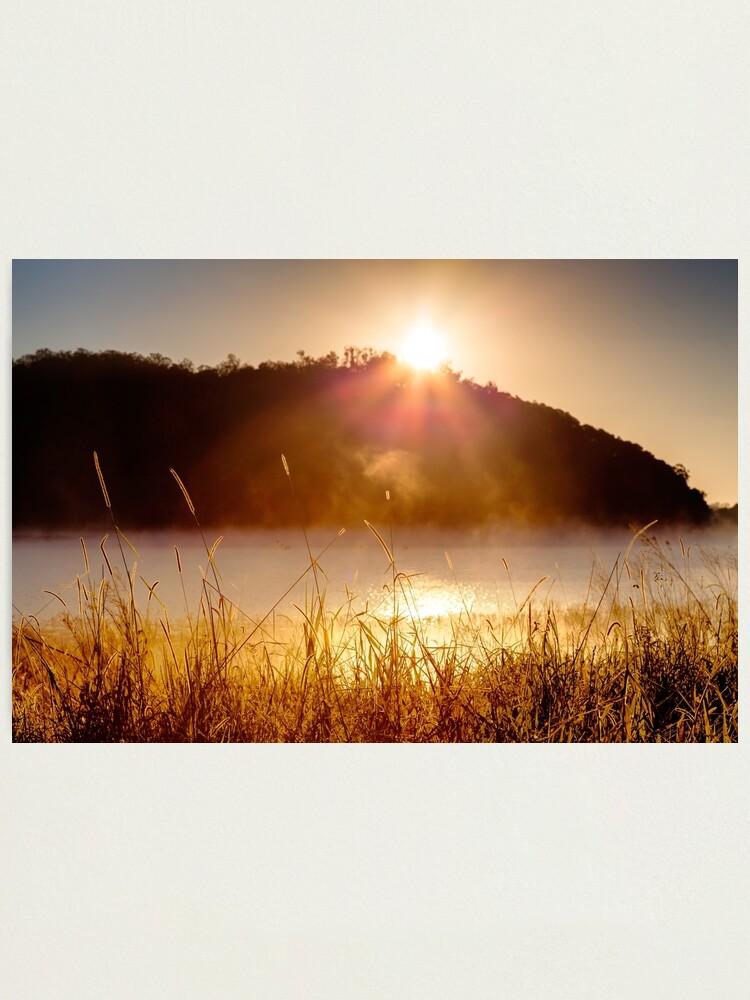 Alternate view of Sunrise Photographic Print