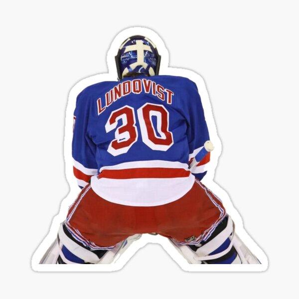 King Henrik - New York Rangers Sticker