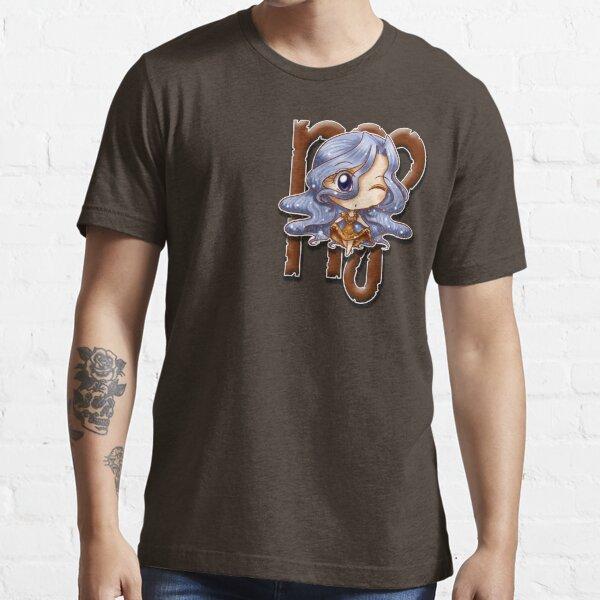 Big Head Chibi Virgo Essential T-Shirt