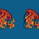 Jellyfish by cevarra