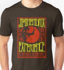 Jimi - Vintage Hendrix Retro Konzert Slim Fit T-Shirt