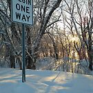 Begin One Way, Change Directions Later by Paint-and-Hike