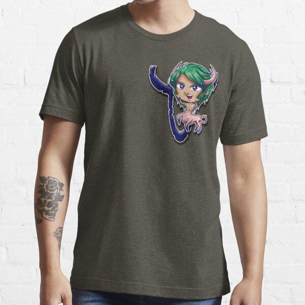 Big Head Chibi Taurus Essential T-Shirt