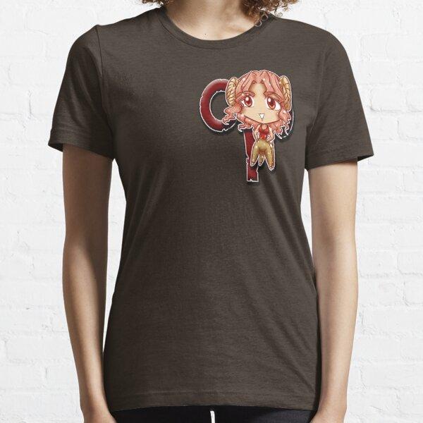 Big Head Chibi Aries Essential T-Shirt