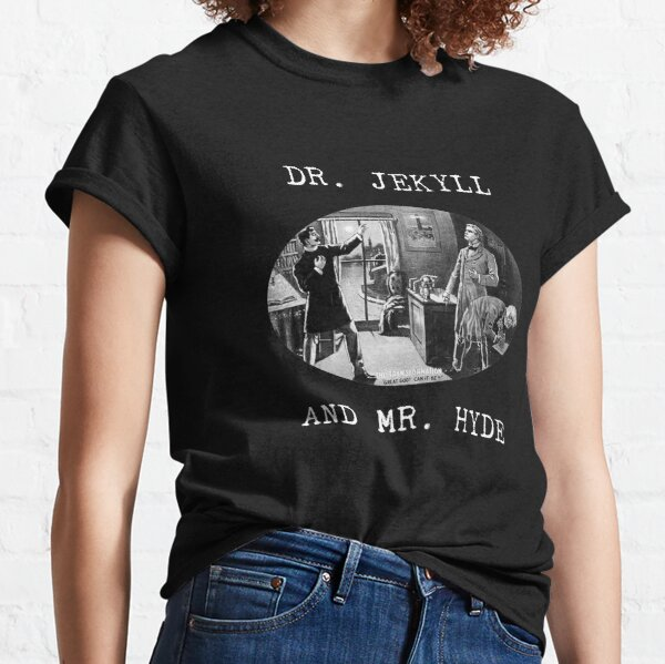 Dr. Jekyll and Mr. Hyde Classic T-Shirt