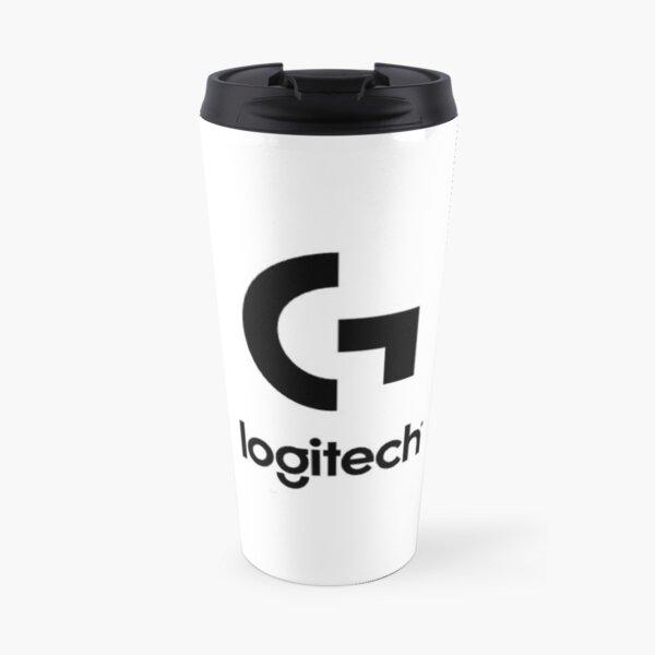 Logitech Gaming Logo Travel Mug